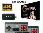 Tv game Y2 HD SUP BOX Game 620 խաղ Super Mario, Nitendo + Առաքում 2 հոգով խաղալու համար