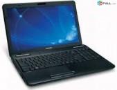 Smart lab: notebook Toshiba Satellite C655d , 320Gb, 4Gb, AMD E-240 1,50 GHz