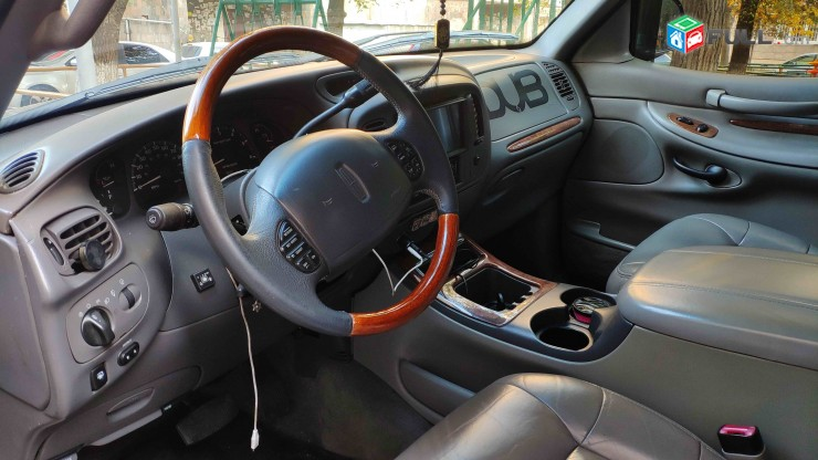 Lincoln Navigator , 2000թ.