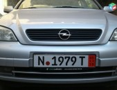 Opel Astra g, 2002թ. prostoy mator.