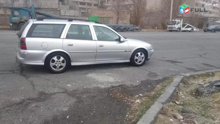 Opel Vectra B , 2000թ.
