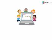Web ծրագրավորում ONLINE երեխաների համար