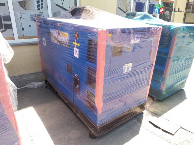 Generator / dvijok / движок / генератор / գեներատոր / ricardo / 11 / kw / 3 ֆազ
