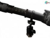 Օբեկտիվ 420-800mm f / 8-16 Telephoto Zoom Lens