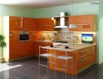N22 Խոհանոցային կահույք,առանց միջնորդի,աննախադեպ ցածր գնով,արտադրողից +նվեր օդաքարշ պահարան
