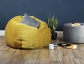 Bean bag груша мешок բին բեգ պարկաթոռ փուֆիկ պուֆիկ դմփիկ գմփիկ թուֆիկ tufik dmpik parkator պարկ աթոռ տանձաձև տանձ բարձ