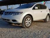 Nissan murano, NOR BERAC 2011 թ. (marqarit)