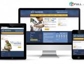 Web kayqeri patrastum - Վեբ կայքերի պատրաստում մատչելի գներով