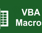 VBA & Excel Macros ծրագրավորման դասընթաց (cragravorman usucum) - Նաև հեռավար օնլայն ուսուցում