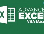 Macros & VBA ծրագրավորման դասընթաց - Նաև հեռավար օնլայն ուսուցում (cragravorman das@ntac)
