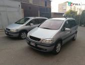 Opel Zafira , 2002թ.  1.8 Z Mator