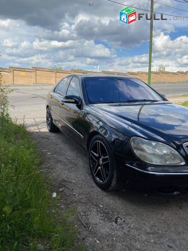 Mercedes-Benz -     S 500 , 2000թ.