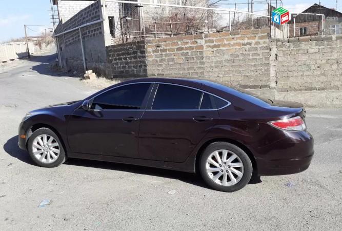 Mazda 6, 2010 թ. ՇSԱՊ