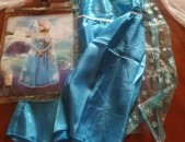 Frozen elza shor Sofia dress new
