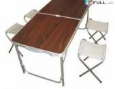 Սեղան աթոռ նոր