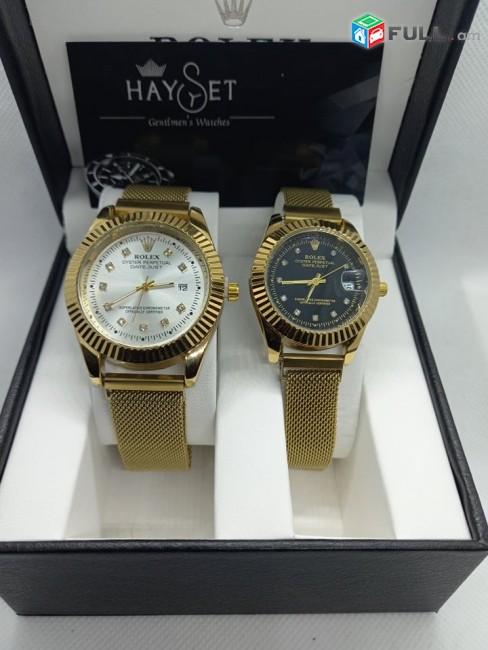 Rolex havaqacu Ներմուծող ՛HaySet watches
