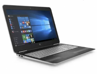 Թեժ ակցիա HP 15-bc067nr + CORE I7 6700HQ + 16GB + 1TB HDD + 128GB SSD + 15.6