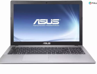 Լավ առաջարկ ASUS X550C + CORE I5 + 4GB + 750GB HDD + 15.6