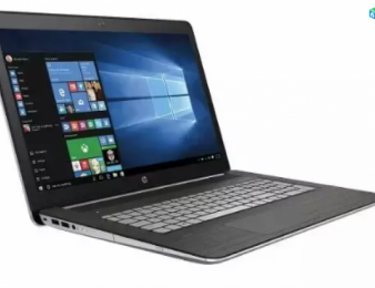 Նորույթ HP ENVY 17-S017cl Touch + CORE I7 6500U + 8GB + 1TB + 17.3