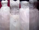 Վաճառվում է հարսանյաց զգեստներ .harsi shorer հարսի շոր