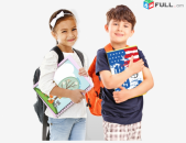 English-Անգլերեն լեզվի դասընթաց դպրոցականների համար
