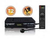 Թվային հեռուստատեսության ընդունիչ Diamond DM-8822/նոր/երաշխիք/ապառիկ/առաքում