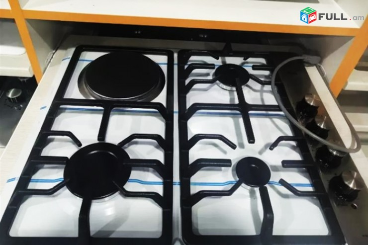 Գազօջախ Evii 6031 T / White / գերազանց որակ / Նոր / երաշխիք / ապառիկ / առաքում /