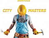 bnakaraneri yev tneri spasarkum, ofisneri yev himnarkneri taracqneri spasarkum  ՍՊԸ City Masters Service