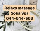 Relaxs massage masaj mersum
