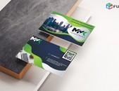 Գրաֆիկ դիզայն, լոգո, այցեքարտ, տպագրական ֆայլերի պատրաստում, graphic design, logo, vizitka, booklet