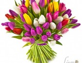Ծաղիկների առաքում Երևանում - Linar Flowers