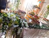 Ծաղկային Ձևավորում - Միջոցառումներ - Linar Flowers