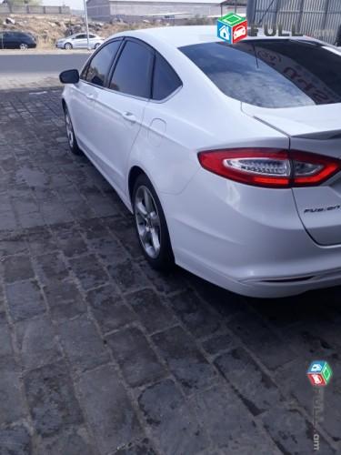 Ford Fusion , 2015թ.