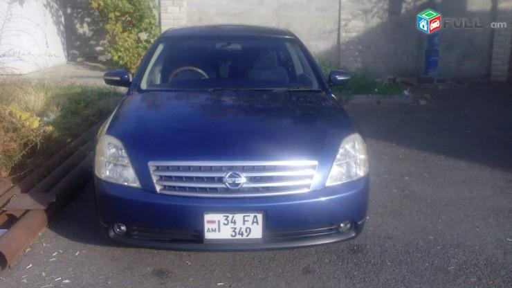 Nissan Teana , 2005թ.
