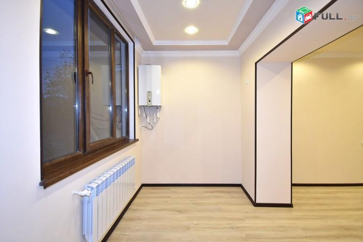 ԱՌԱՆՑ ՄԻՋՆՈՐԴԻ Կոմիտաս-Տիգրանյան խաչմերուկում, 3 սենյակ, վերանորոգված-չբնակեցված