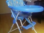 Մանկական սայլակ/մանկական ճաշի սեղան