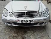Mercedes e 320 poxanakum