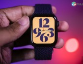 Apple Watch SE 44MM Nike, VERJIN MODELE, LRIV NOR SEV guyNi