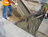 Betonchi բետոն, shinarar / Matcheli Katarum em betoni gorcer `astijan, abalovka