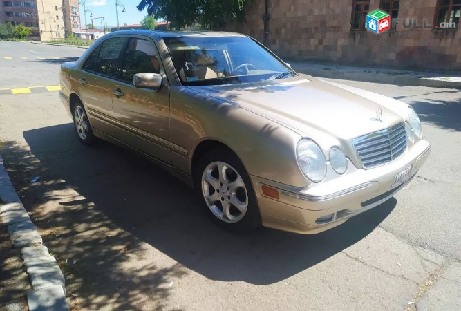 Mercedes Benz E320, 2001, full