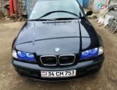 BMW 316. e46.1999 թ.