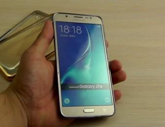Samsung Galaxy J710 Gold գերազանց վիճակ երաշխիքի մեջ է