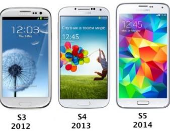 Kgnem Samsung modeli heraxosner, kanxik, barcr gnerov