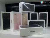 Iphone 7 Jet black Gold silver Rose Black Բոլոր հիշողությունների Ապառիկ