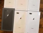 Iphone 8plus Gold 64gb փակ տուփ + երաշխիք Ապառիկ