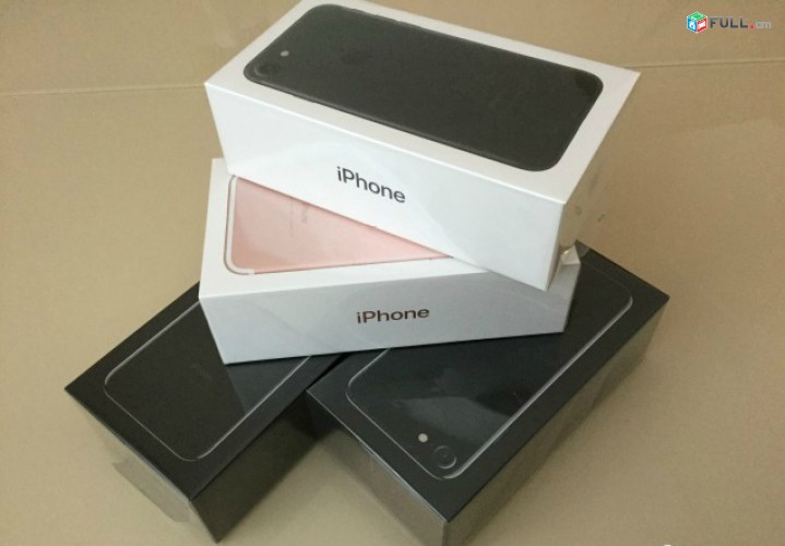 iphone 7 128gb Red +erashxiq + Aparik 0% kanx