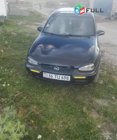 Opel Corsa, 1998 թ.