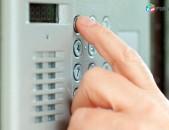 DOMOFON-ների տեղադրում սեփական տներում, անվտանգության համակարգեր