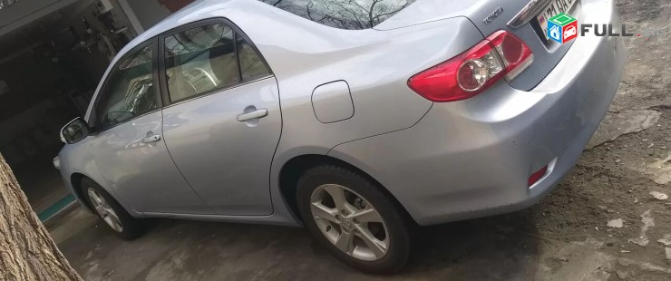 Toyota Corolla, 2011 թ.
