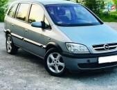 Аренда прокат Opel Zafira 2005 года 7 место Prokat rent a car